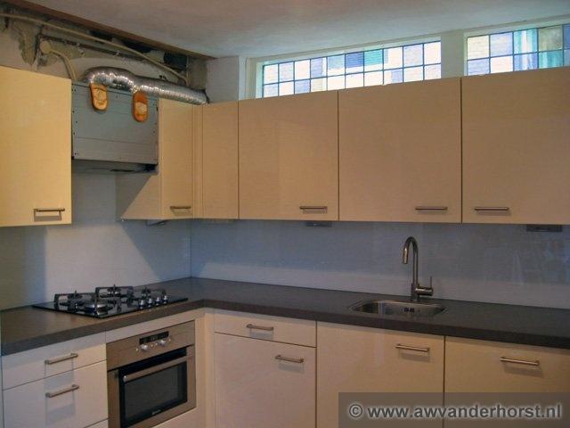 Achterwanden keuken foto inspiratie het beste interieur - Fotos van keuken amenagee ...