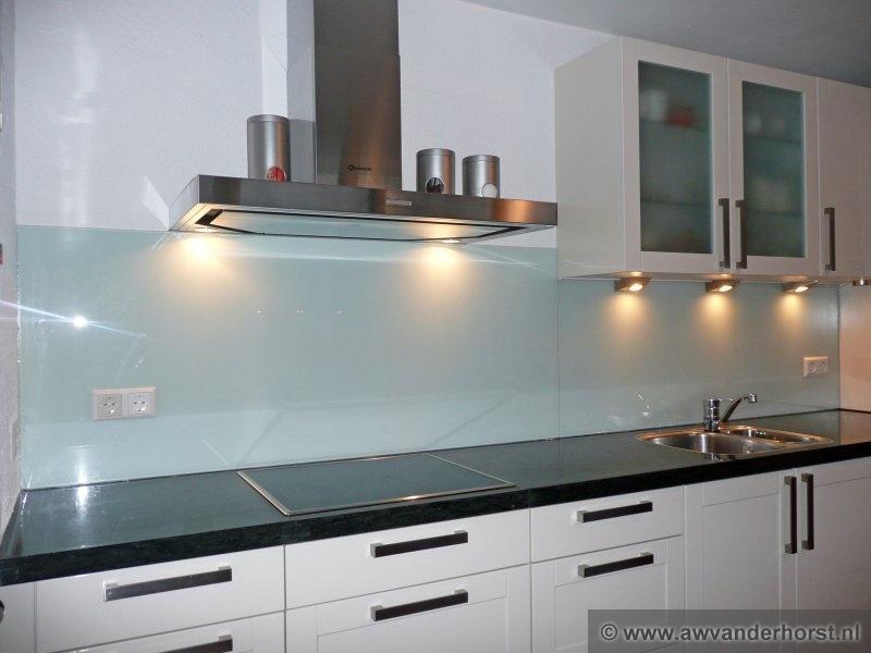 Glazen Achterwand Keuken Limburg : Glazen Achterwand Keuken Limburg : keuken glazen achterwand glazen