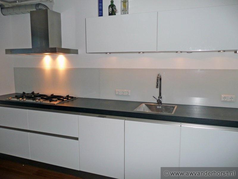 keuken achterwanden hier vindt u een selectie van de glazen keuken ...