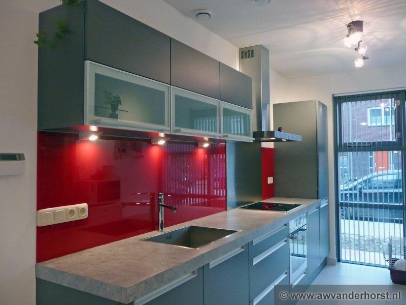 Glazen Achterwand Keuken Ikea : van glazen keuken achterwanden hier vindt u een selectie van de glazen