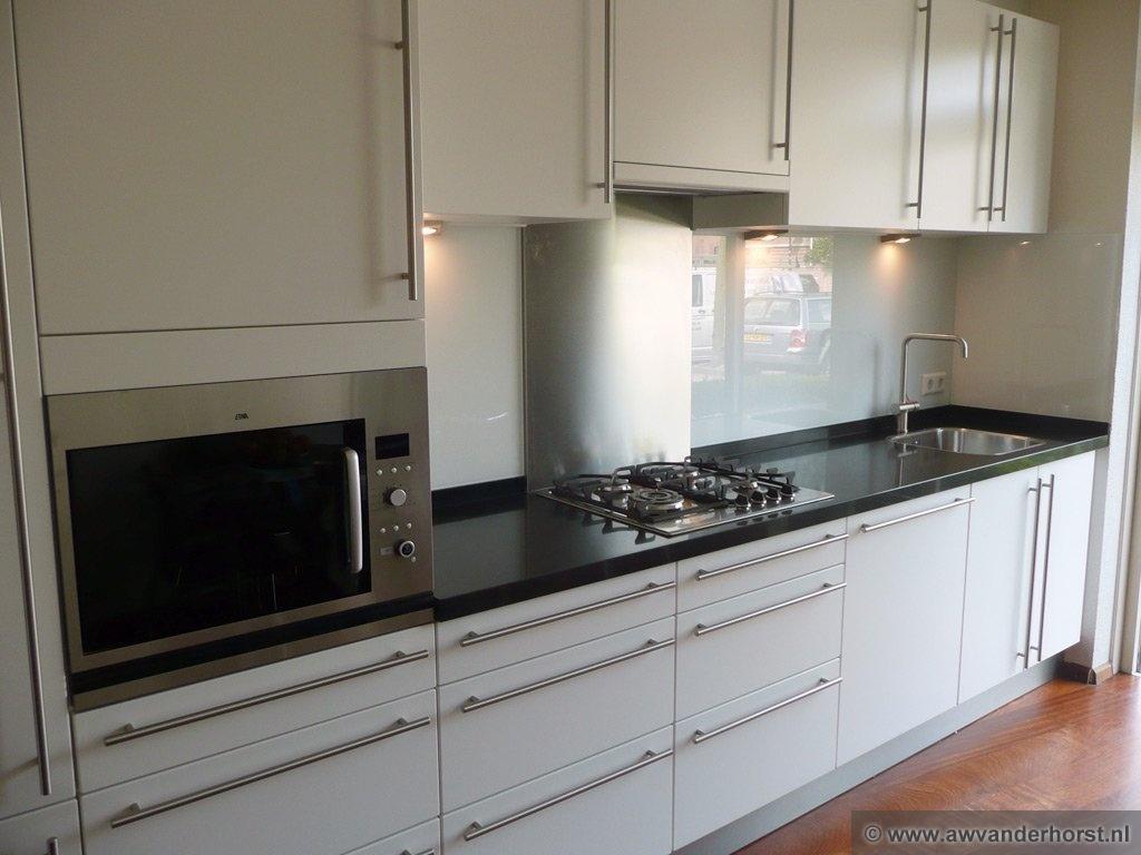 Achterwanden Keuken Foto : Foto's van glazen keuken achterwanden