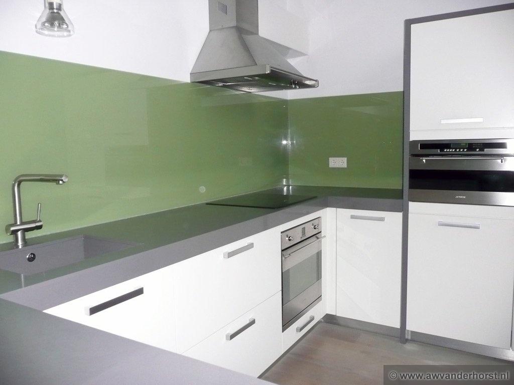 Keuken Achterwand Glas : keuken achterwanden hier vindt u een selectie van de glazen keuken